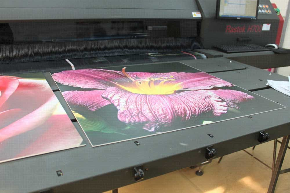 печать на ПВХ